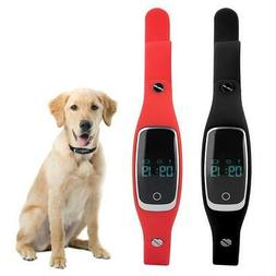 2019 Pet GPS Tracker Dog Cat Security Collar Anti-Lost Real