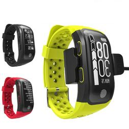 2019 Smart Bracelet IP68 Waterproof Smart Band Heart Rate Fi