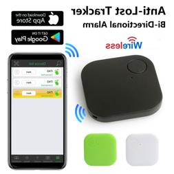 3 Pack Tracker GPS Trackr Cell Phone Wireless Anti Wallet Ke