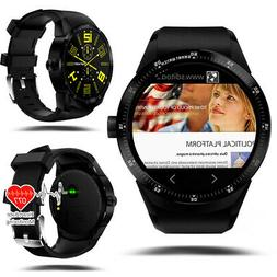 3G Android 4.4 SmartWatch Phone Google Play Store WiFi Fitne