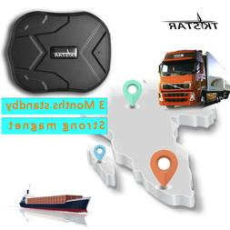 3G GPS Tracker Locator for Car Motorcycle Powerful Magnet 12