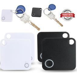 4 Pack Smart Tracker GPS Trackr Cell Phone Wireless Anti Wal