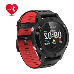 Smart Watch,Sports Watch Altimeter/Barometer/Thermometer Bui
