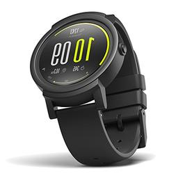 Ticwatch E most comfortable Smartwatch-Shadow,1.4 inch OLED