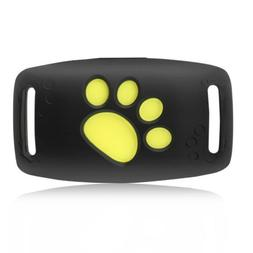 A Pet Tracker GPS Dog / Cat Collar Water-resistant USB Charg