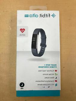 alta hr activity tracker wristband with heart