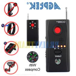 New Anti-Spy RF Signal Bug Detector Hidden Camera Laser Lens
