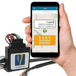 AwareGPS Wired 3G GPS Service with FREE month of Service, Ve