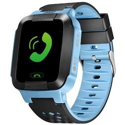 Baby Kid OLED GPS Smart Watch Child Safety Trackers Calling