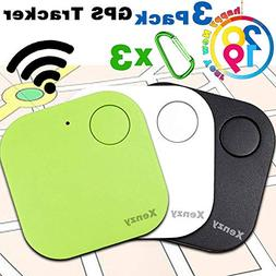 GPS Tracker for Pet, Mini Smart Key Finder Locattion Trackin