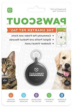 NEW PAWSCOUT BLUETOOTH SMARTER PET TRACKER FINDER TAG DOG CA