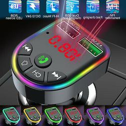 Car GPS Tracker Locator Tracking Device Dual USB Car Charger