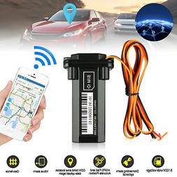 Car Vehicle Motorcycle GSM GPS Tracker Locator Global Real T