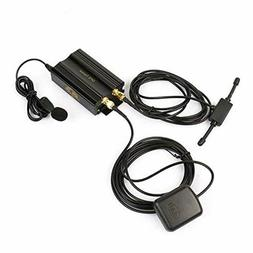 Coban GPS GPRS SMS Real-time Tracker TK103A Quad Band SD Car