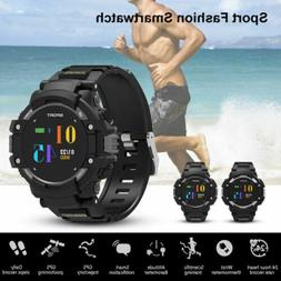 F7 GPS Running Fitness Tracker Smart Watch Heart Rate Monito