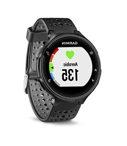 Garmin Forerunner 235 GPS Sport Watch - Black & Gray