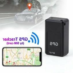 GF-07Mini GPS Tracker Real Time Magnetic Tracking Car Vehicl