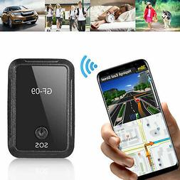 GF09 Magnetic GSM Mini GPS Tracker Real Time Tracking Locato