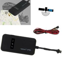 gps auto tracker real time locator gsm