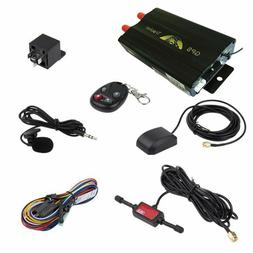 ATian GPS SMS tracker TK103B with remote control Free PC ver