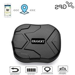 Hangang GPS Tracker for Vehicle, Car Locator Vehicle GPS Tra