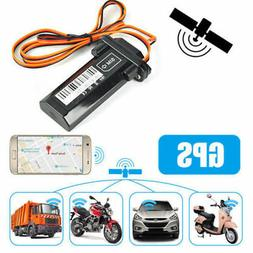 GPS Tracker For Car Vehicle Motorcycle Bike GSM Locator Trac