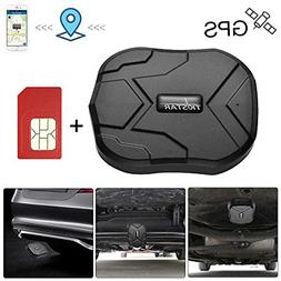 GPS Tracker for Vehicles Hidden Magnetic Vehicles GPS Tracke
