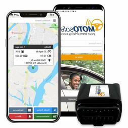 GPS Tracker Real time MOTOSafety 4G Car Vehicles kids Tracki