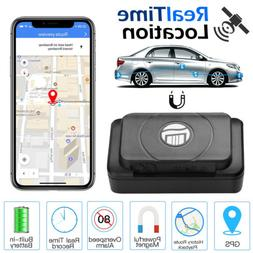GPS Tracker Real Time Hidden Spy Car Truck Vehicles Tracking