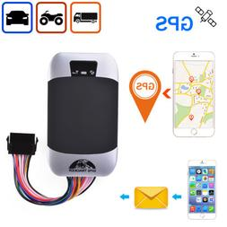 GPS Tracker Security 303F Fleet Vehicle Car Van Tracking Dev