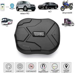 Gps Tracker Strong Magnetic Real Time Car Van Vehicle Tracki