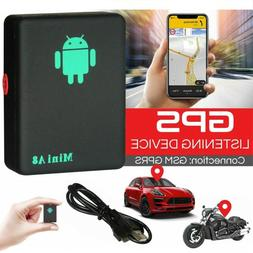 GPS Vehicle Tracker A8 Real Time Locator GSM/GPRS Motorcycle