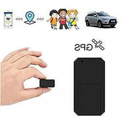 GPS Tracker,Hangang Mini Personal Wallet GPS Tracker, Long T