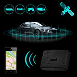 GSM/GPRS Smart Magnetic GPS Tracker Car Vehicle Locator Trac