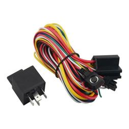 Harness+relay Suit for GPS GSM Car/vehicle Tracker GPS103A,G