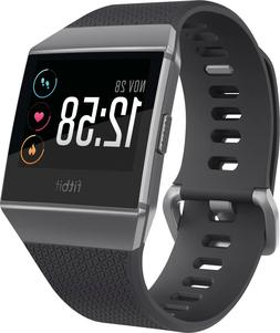 Fitbit Ionic Activity Tracker with GPS and Wrist Based Heart