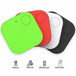 Kimfly Key 4 Pack, Item/Phone Finder, Bluetooth Tracker with