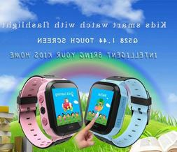 Kids Smart Watch Anti-lost Kids GPS Tracker, Phone For Andro