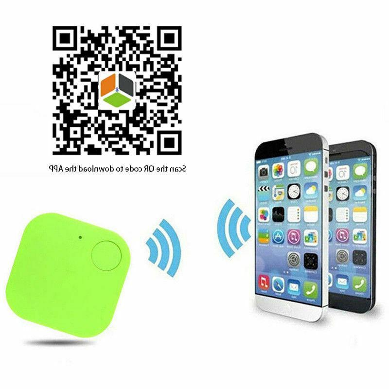 3 Pack Tile GPS Tracker Phone Bluetooth Lost Finder