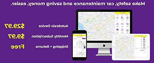 Autobrain Real-Time Personal & Business Tracking Diagnostics | & | Teen & Senior Driver Monitoring | 24/7 Emergency Roadside
