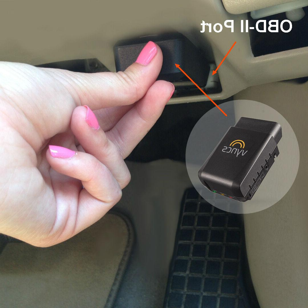 Vyncs: No 3G OBD Link, GPS Tracking, Trips,