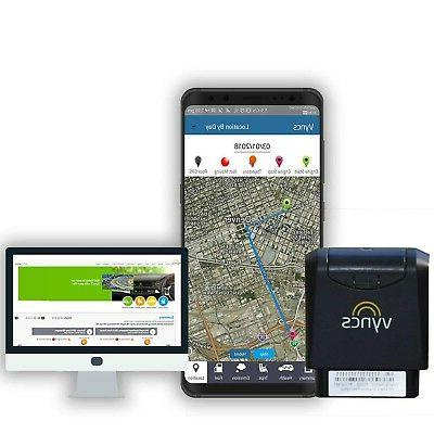 Vyncs: No Monthly Fee 3G OBD Link, GPS Tracking, Trips, Diag