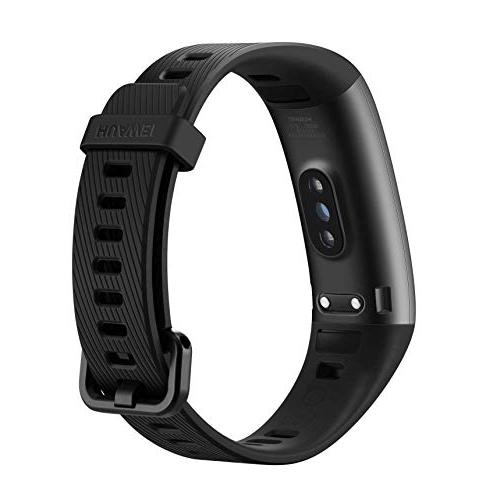 Huawei Band All-in-One Fitness 24/7 Heart Rate Sleep Black, Size