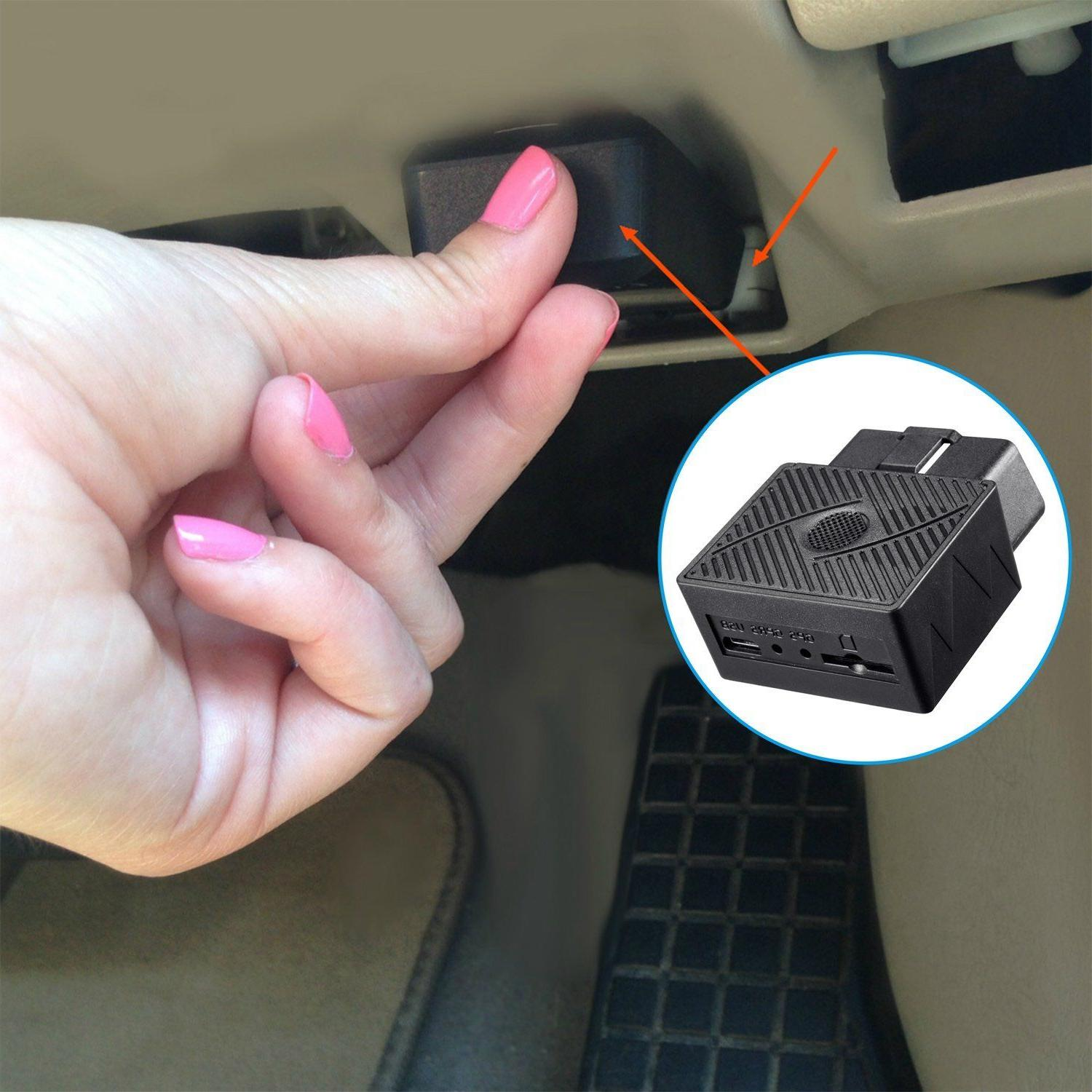 GPS Tracker OBD2 Real Time Vehicle OBD Car Truck