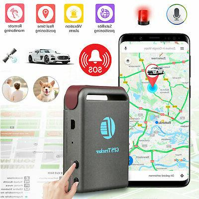 Magnetic GPS Real time Car device GPRS