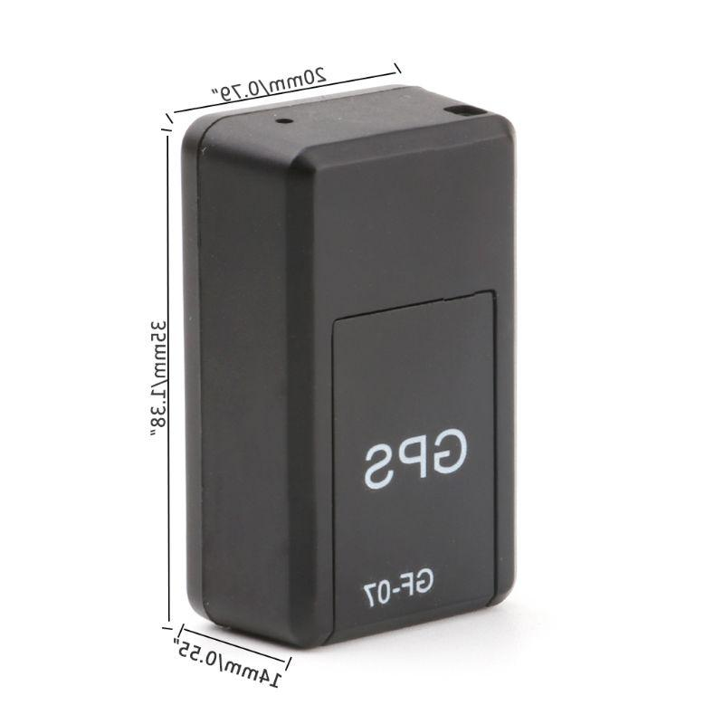 <font><b>GF</b></font>-<font><b>07</b></font> <font><b>Mini</b></font> Tracking Device Real-time Locator Magnetic Locator <font><b>GPS</b></font>