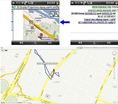 G105 - Hidden Mini Bicycle Map Real-time