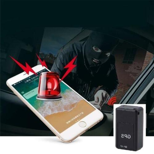 GF-07 Vehicle Tracker Elderly Real Time H7S3R