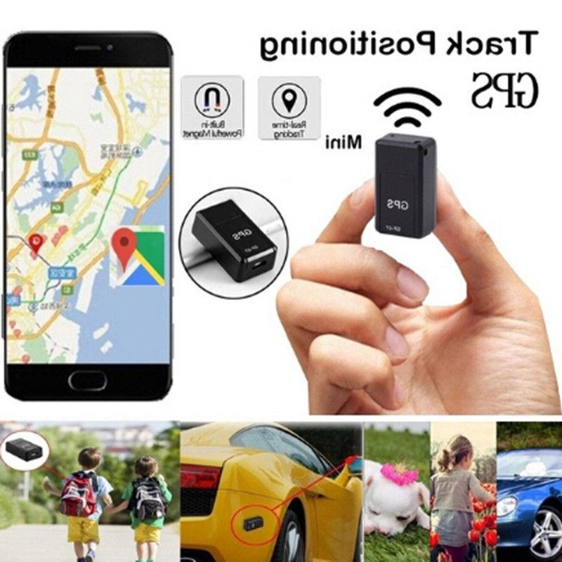 Magnetic GPS Tracker Anti-theft Device Tracking Bike Car Saf