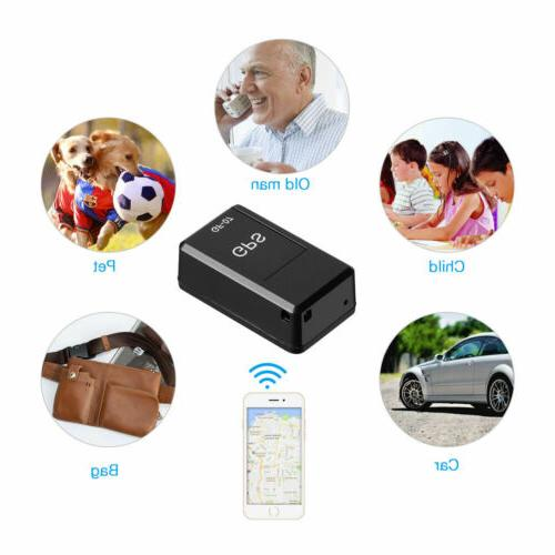 Magnetic Mini GPS Real Time Tracking Device Spy GSM GPRS